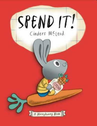 Spend it Book cover